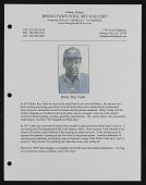 view Henry Ray Clark biography digital asset number 1