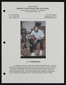 view A.J. Mohammed biography digital asset number 1