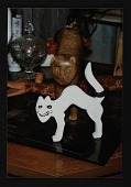 view Photograph of cat sculptures by Sulton Rogers digital asset number 1