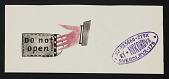 view Ry Nikonova mail art to John Held Jr. digital asset number 1