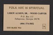 view Leroy Almon, Sr.'s business card digital asset number 1