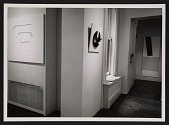 view An installation photograph of the <em>Purism</em> exhibition at the David Herbert Gallery digital asset number 1