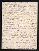 view Anna Hervey, New York, N.Y. letter to Nan Mason, Audubon, Pa. digital asset: page 1