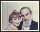 view Al Hirschfeld and Dolly Haas digital asset number 1