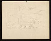 view Sketch of an industrial scene digital asset number 1
