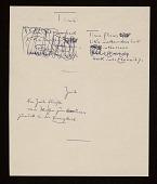 view Hans Hofmann poem <em>Time</em>, or, <em>Zeit</em> digital asset number 1