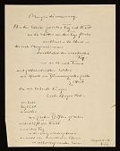 view Hans Hofmann poem <em>Morgendämmerung</em> digital asset number 1
