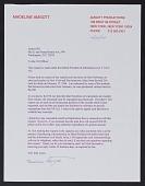 view Hofmann, Hans, FOIA Research digital asset: Hofmann, Hans, FOIA Research:  2000-2001