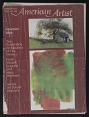 view Hofmann, Hans, Printed Material (periodicals) digital asset: Hofmann, Hans, Printed Material (periodicals): 1944-1961