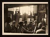view Class at the Hans Hofmann School of Fine Arts, Provincetown digital asset number 1
