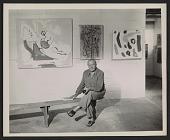 view Hans Hofmann at Gallery 200 digital asset number 1