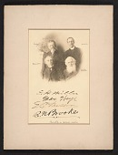 view R.N. Brooke, E.H. Miller, Max Weyl, and E.C. Messer digital asset number 1