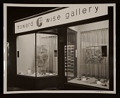 view Howard Wise Gallery records, 1943-1989 digital asset number 1