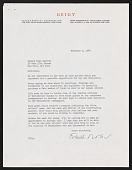view Howard Wise Gallery records digital asset: Geigy Chemical Corporation - Gimpel Fils, Ltd.
