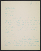 view Howard Wise, Cleveland, Ohio letter to unidentified recipient, Venice, Italy digital asset number 1