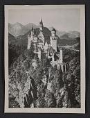 view View of Neuschwanstein castle digital asset number 1