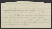 view Edith Standen autobiographical notes digital asset number 1