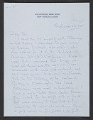 view Edith Appleton Standen, New York, N.Y. letter to Thomas Carr Howe digital asset number 1