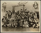 view Group at a costume party digital asset number 1