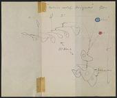 view Alexander Calder design sketch for <em>Vertical out of horizontal</em> digital asset number 1