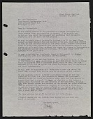 view John Cage letter to Leith Rutherford digital asset number 1