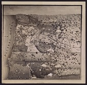 view Photographs of a map mural that was executed as part of the Washington State WPA Art Project digital asset number 1