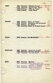"""view """"Stock Book, Season, 1940-1941""""; Modern Pictures Section, page 6 of 10 digital asset number 1"""