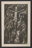 view Painting after El Greco's La Crucifixión digital asset number 1