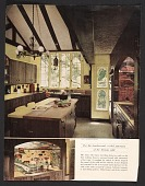 view Clipping from <em>House Beautiful</em> featuring Carol Janeway tile mural digital asset number 1
