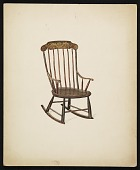 view Rocking chair digital asset number 1