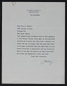 view James Allmond Day letter to Eleanor Jewett digital asset number 1