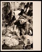 view Claes Oldenburg at work in his studio digital asset number 1