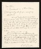 view Royce Dendler letter to Ellen H. Johnson digital asset number 1