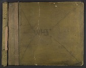 view William H. Johnson scrapbook digital asset: cover