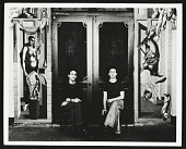 view Reuben Kadish and Philip Guston with their W.P.A. mural digital asset number 1