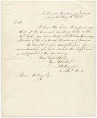 view Miner Kilbourne Kellogg papers, 1842-1882 digital asset number 1
