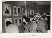 view Opening of Rockwell Kent exhibition, USSR Academy of Arts, Moscow digital asset number 1