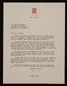 view Rockwell Kent, Ausable Forks, N.Y. letter to Butler Coleman, New York, N.Y. digital asset number 1