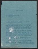 view Rockwell Kent letter to J. N. Cameron digital asset number 1