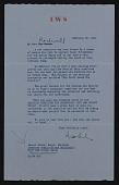 view Isobel Walker Soule letter to Rockwell Kent digital asset number 1
