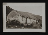 view Photograph of Dan Ward's cottage, Ireland digital asset number 1