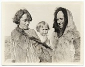 view The Rockwell Kent Family dressed in animal skins digital asset number 1