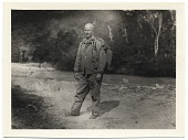 view Rockwell Kent in hiking gear digital asset number 1
