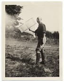 view Rockwell Kent with a kite digital asset number 1