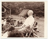 view Rockwell Kent at a camp for teens digital asset number 1