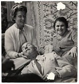 view Rockwell and Sally Kent at a party in Moscow digital asset number 1