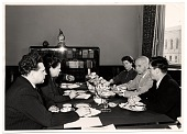 view Rockwell and Sally Kent at a meeting in the USSR digital asset number 1