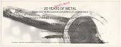 view <em>20 Years of Metal </em> digital asset: page 1