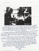 view Robert Ebendorf to L. Brent (Louis Brent) Kington. digital asset: page 1
