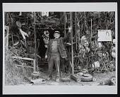 view Photograph of Reverend Howard Finster in Paradise Garden, Pennville, Georgia digital asset number 1